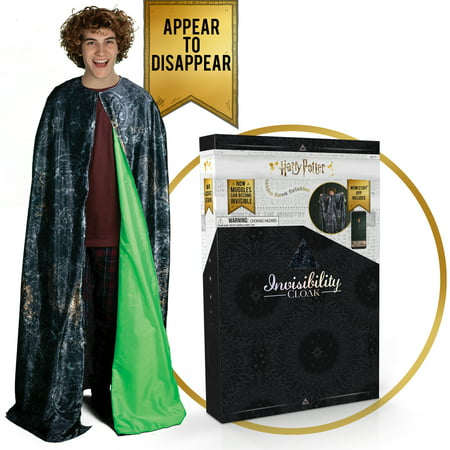 Harry Potter Invisibility Cloak with Exclusive Gift Box