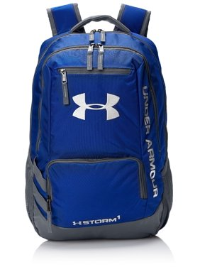 333108032 Product Image Under Armour Hustle II Storm Laptop Backpack Royal Blue