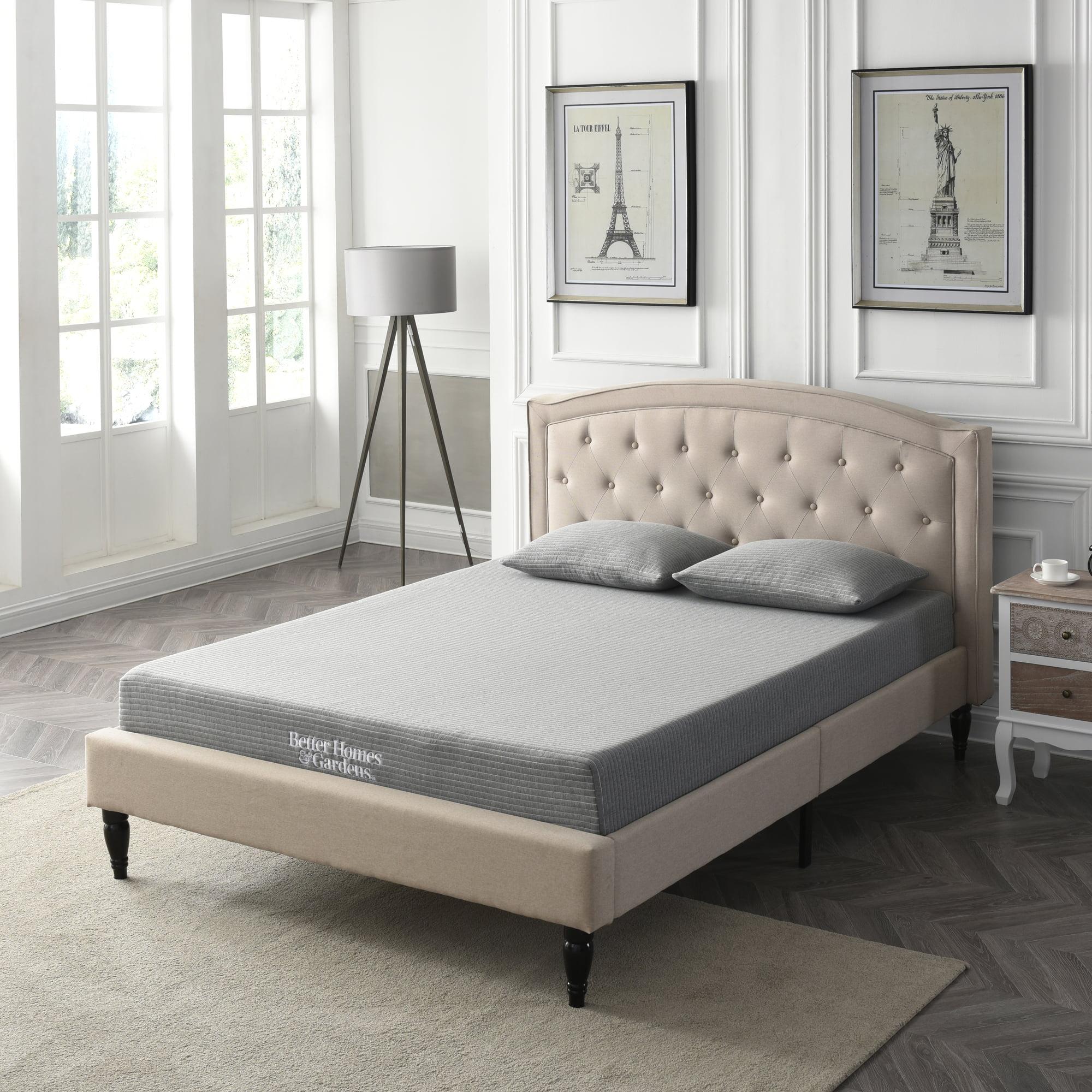 Better Homes & Gardens 8-Inch Gel Memory Foam Mattress