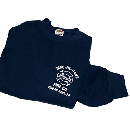 AmishTastes Bird-In-Hand Fire Company Sweatshirt, From Pennsylvania Amish Country,