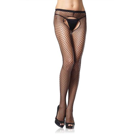 Industrial net crotchless pant - image 1 of 1