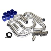 FMIC Turbo Intercooler Piping+Silicones+Clamps for 08-11 Subaru Impreza WRX 2.5T FMIC Turbo Intercooler Piping+Silicones+Clamps for 08-11 Subaru Impreza WRX 2.5T