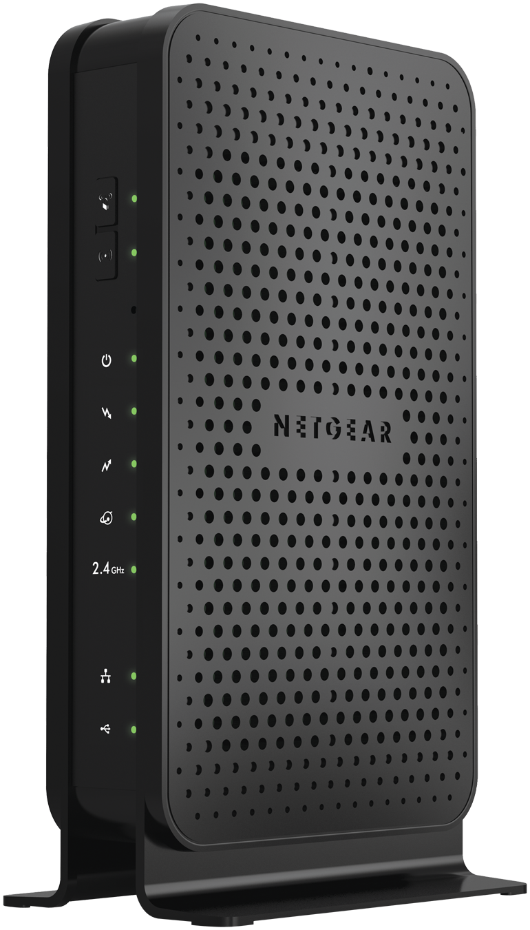 NETGEAR N300 (8x4) WiFi Cable Modem Router Combo. DOCSIS 3.0 | Certified for Xfinity by Comcast, Spectrum, COX & more... by NETGEAR