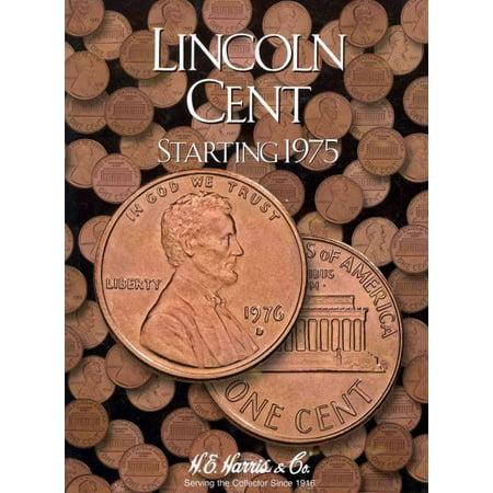Lincoln Cent Starting 1975 (Board Book)