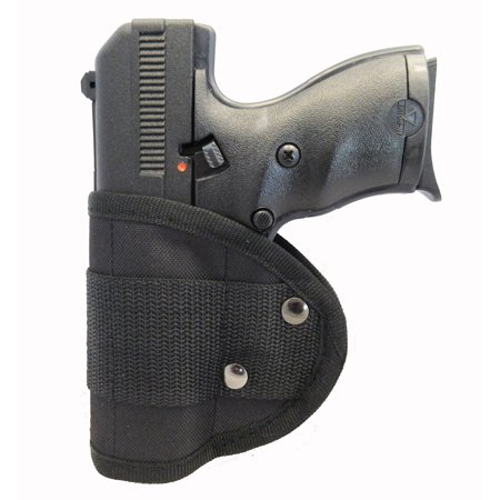 9 Mm Home Defense - Garrison Grip Inside Waistband Woven Sling Holster Fits Hi Point C9 9mm & 380 IWB (M6)