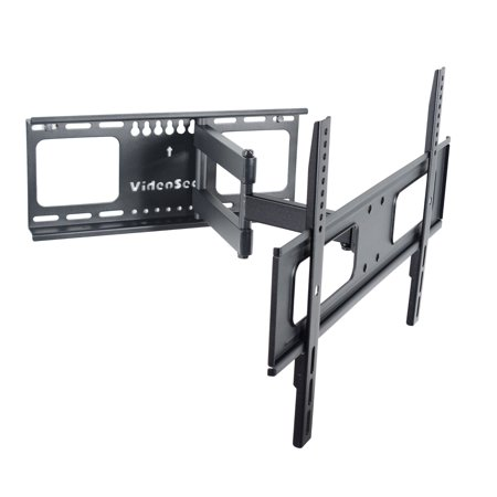 VideoSecu Full Motion TV Wall Mount for most 32 39 43 46 47 48 50 55 60″ LED LCD Plasma HDTV Tilt Swivel Bracket BR5