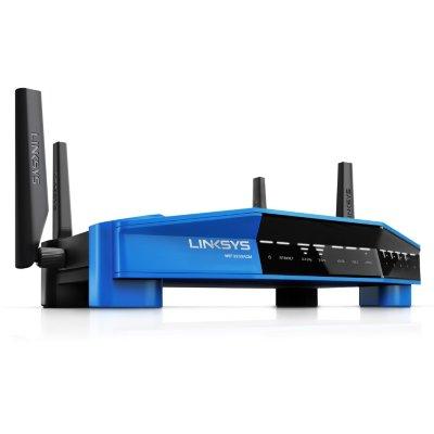 Linksys AC3200 WRT3200ACM MU-MIMO Dual-Band Gigabit Smart Wi-Fi Router