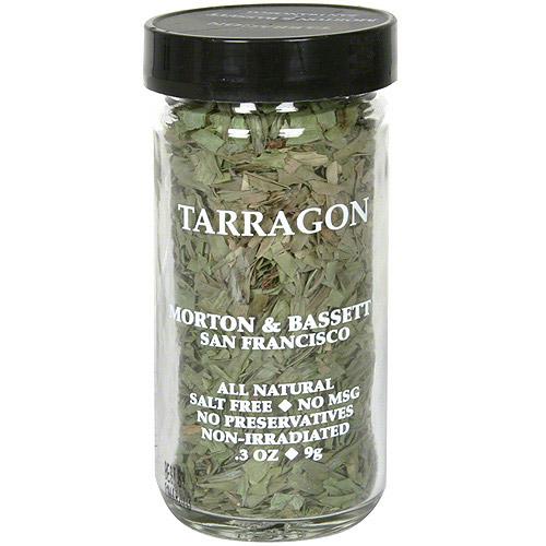 Morton & Bassett Spices Tarragon, 0.3 oz (Pack of 3)