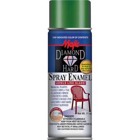Paint Prices At Walmart (Majic Diamond Hard 8-21517 Spray Paint, 11 oz Aerosol Can, 20 sq-ft/Can at 1 ml, Machine)