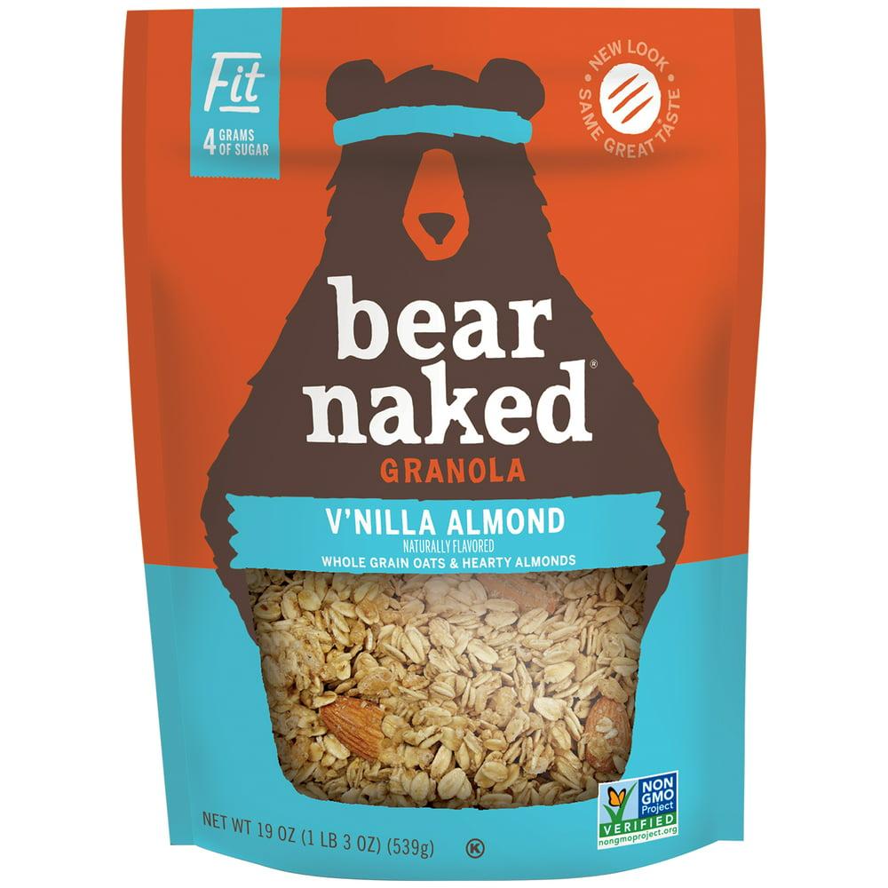 Bear Naked Granola - Protein - Original Cinnamon - 11.2 oz