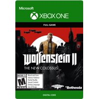 Wolfenstein II: The New Colossus Xbox One (Email Delivery)