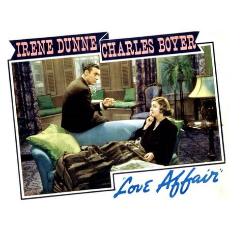 Love Affair Charles Boyer Irene Dunne 1939 Movie Poster Masterprint