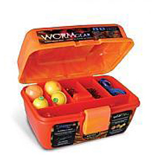 South Bend Worm Gear Tackle Box, 88pc