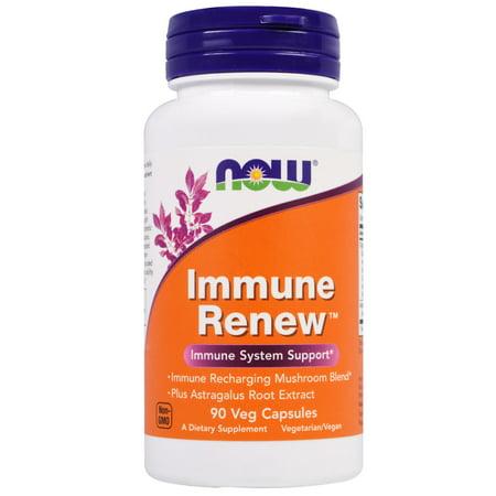Immune 90 Caps - Now Foods  Immune Renew  90 Veggie Caps