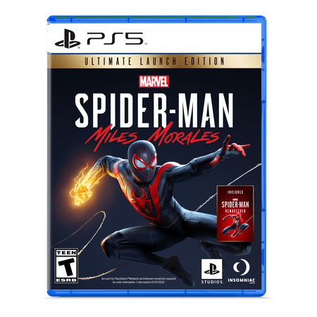 Marvel's Spider-Man: Miles Morales Ultimate Launch Edition, Sony, PlayStation 5