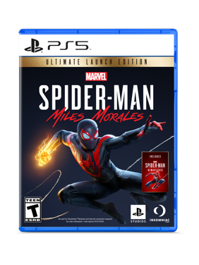 Marvels Spider-Man: Miles Morales Ultimate Launch Edition, Sony, PlayStation 5