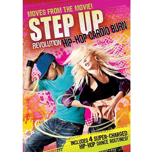 Step Up Revolution: Hip Hop Cardio Burn (Widescreen)