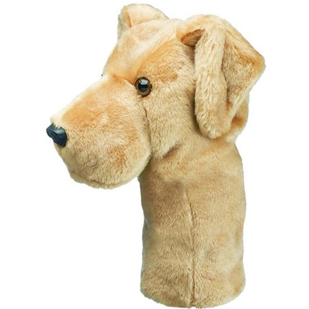 Lab Golf - Yellow Lab Golf Headcover - New Daphne's Head Covers