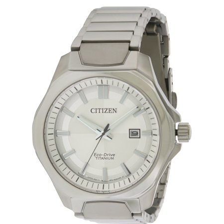 Citizen Eco Drive Super Titanium Mens Watch Aw1540 88A