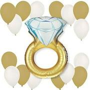 Engagement Ring Balloon Kit