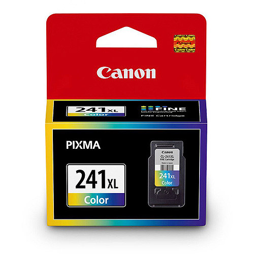 Canon 241XL Computer Systems Color Ink Cartridge