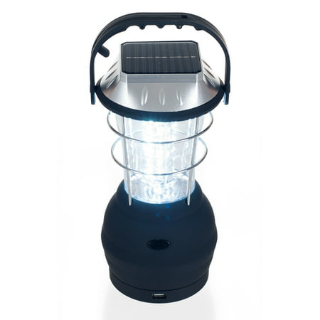- 36 LED Solar and Dynamo Powered Camping Lantern by Whetstone