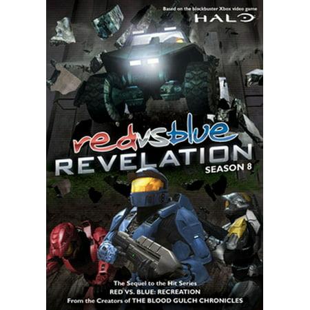 Red vs. Blue: Revelation, Season 8 (DVD)
