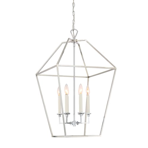 "Quoizel AVY5206 Aviary 6 Light 20"" Wide Cage Style Pendant by Quoizel"