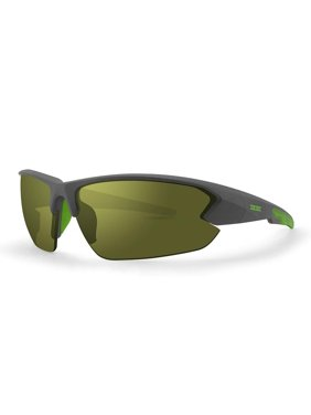 51b97561b56 Product Image New Epoch Eyewear 4 Ultra Sporty Gray Lime Frame Golf  Sunglasses