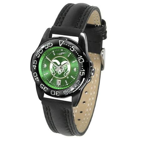 Linkswalker Ladies Colorado State Rams Ladies Fantom Bandit Anochrome Watch