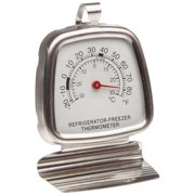 Supco 823556 Refrig-Freezer Thermometer- Pack of 5