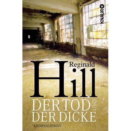 Der Tod und der Dicke - eBook (Dicke Acetat)
