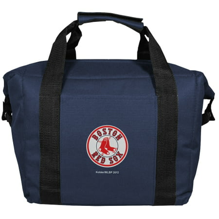 Boston Bruins Jersey Purse - Boston Red Sox Kooler Bag - Navy Blue - No Size