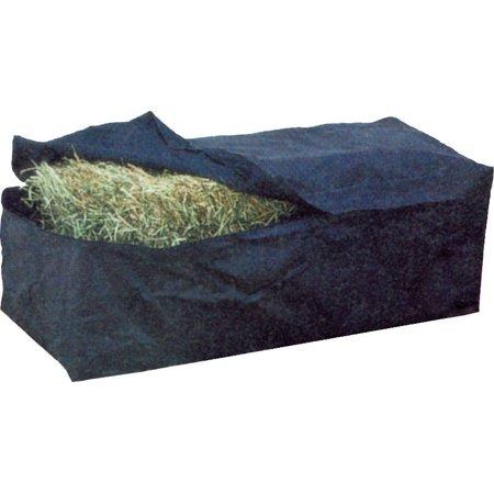 Horse And Livestock Prime-Hay Bale Storage Bag- Black 39x17x15 Inch (Hay Bale Bag)