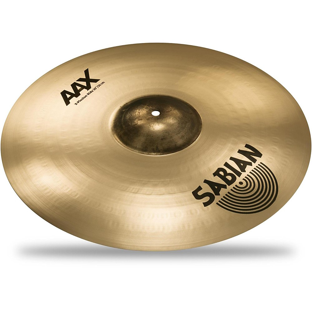 Sabian AAX X-Plosion Ride Cymbal 20 in. by Sabian