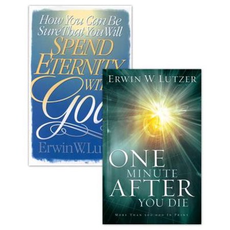 How You Can Be Sure That You Will Spend Eternity With God/One MInute After You Die Set - (Vmc Sure Set)