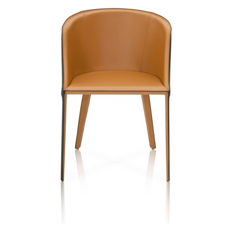 Star International Furniture Fontana Upholstered Dining Side Chair ()
