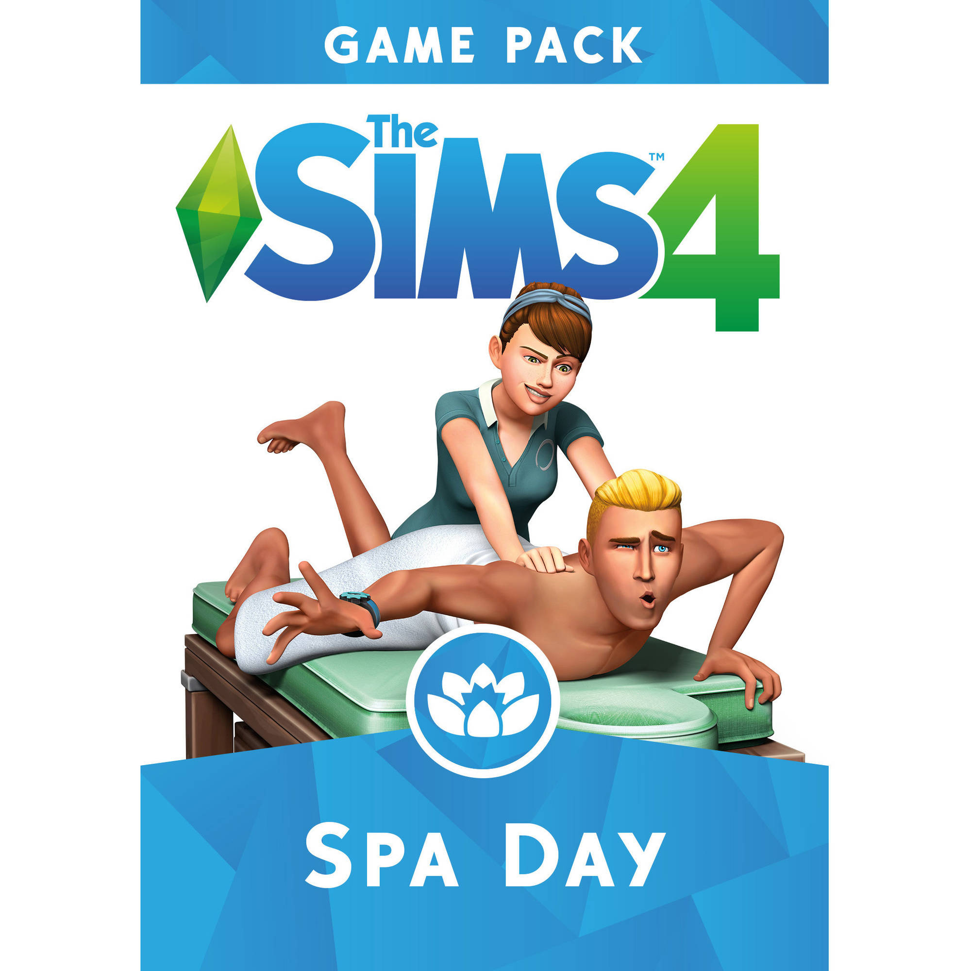 The Sims 4 Spa Day (Digital Code) Electronic Arts