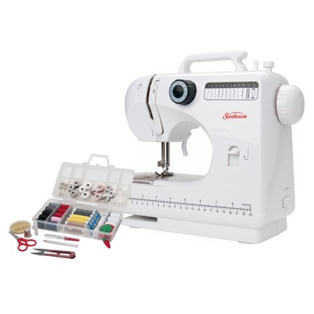 Sunbeam  SB1818 Compact Sewing Machine and Sewing