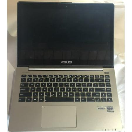 Asus VivoBook S400C Touchscreen Ultrabook- 500GB HDD, 4GB RAM, Intel i5 CPU, Windows 8.1 - Refurbished