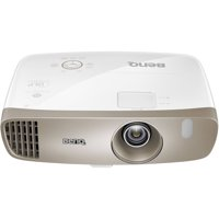 BenQ HT3050 Full HD 1080p 2000-Lumens DLP 3D Home Theater Projector (White) - Manufacturer Refurbished