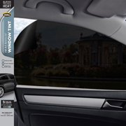 Gila® Heat Shield 5% VLT Automotive Window Tint DIY Heat Control Glare Control Privacy 2ft x 6.5ft (24in x 78in)