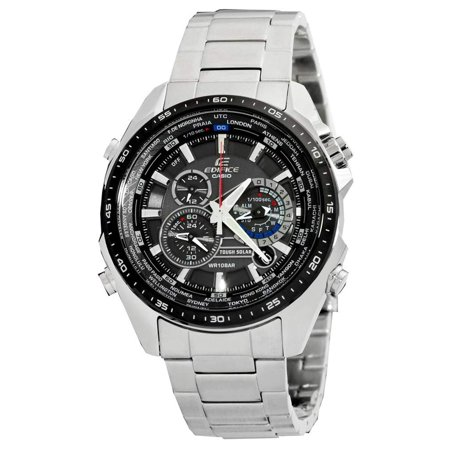 Casio EQS500DB-1A1 Men