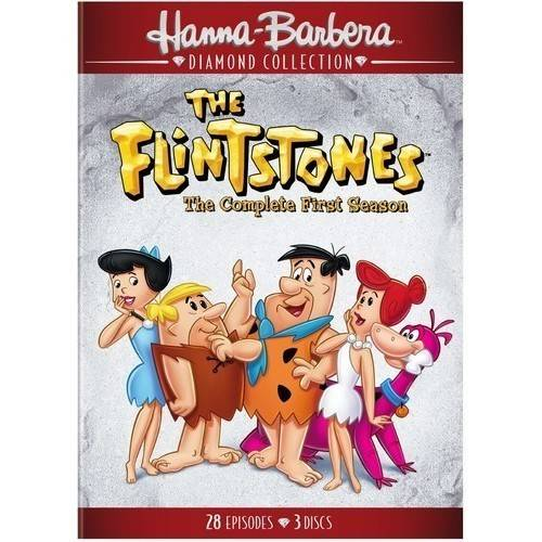 The Flintstones: The Complete First Season by Hanna Barbera