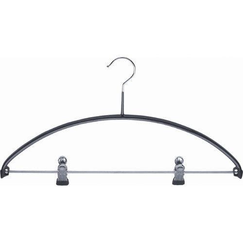 Mawa Mawa Economic 40/PK Hangers in Black (Pack of 6)