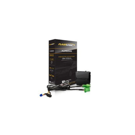 Flashlogic FLRSGM2 GM Remote Start Bypass with T