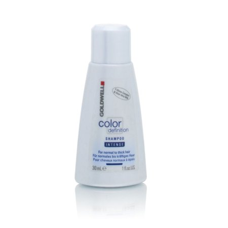 Goldwell Color Definition Shampoo Intense for Normal to Thick Hair 1.0 oz Goldwell Thick Shampoo
