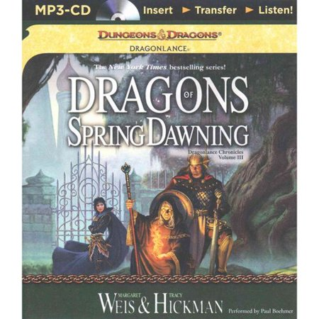 Dragons of Spring Dawning by