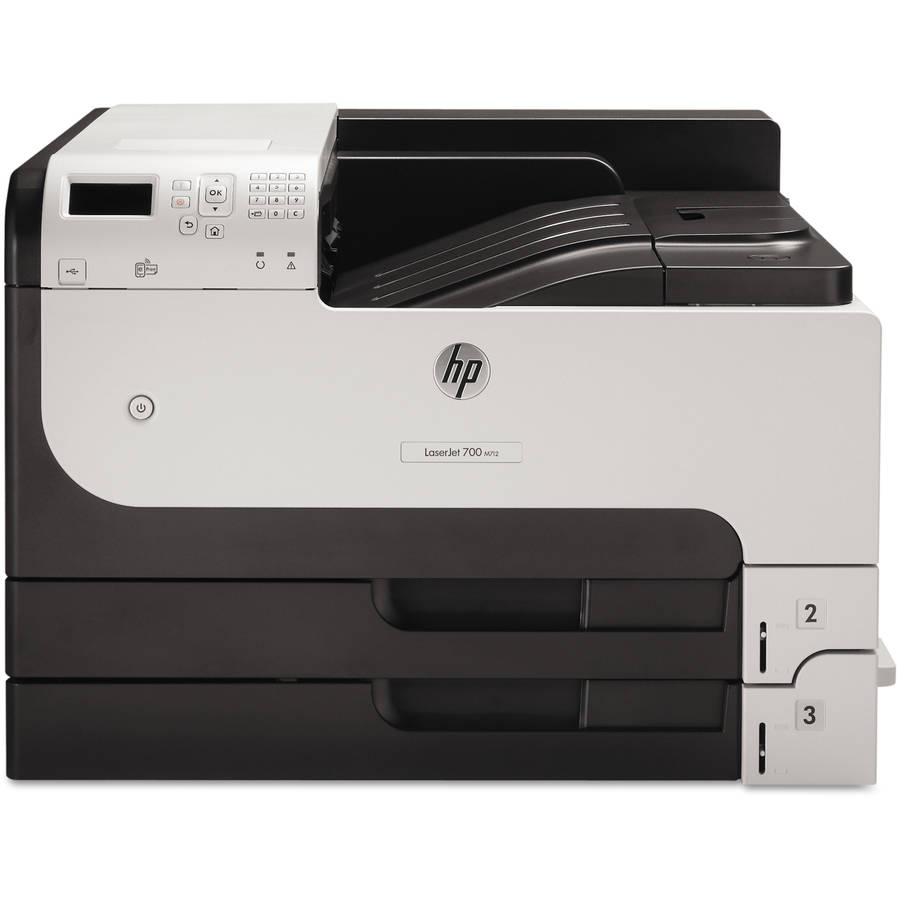 HP LaserJet Enterprise 700 M712n Laser Printer