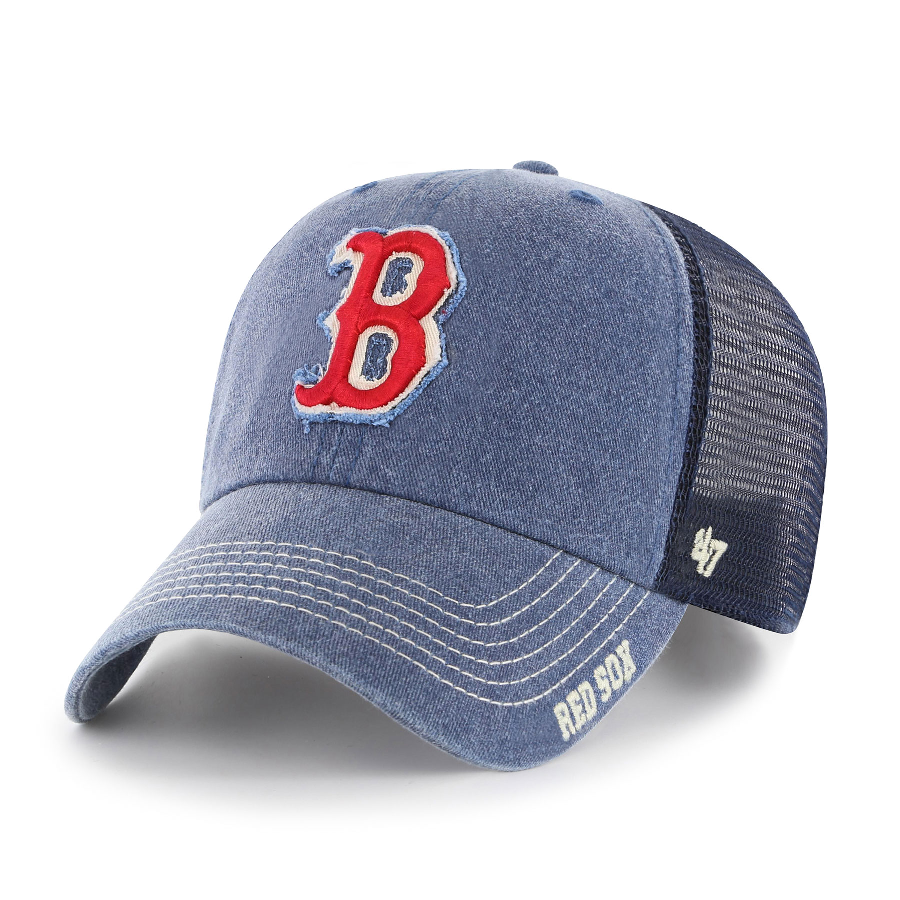 95a0dbae discount boston red sox 47 mlb on field replica 47 clean up cap ...